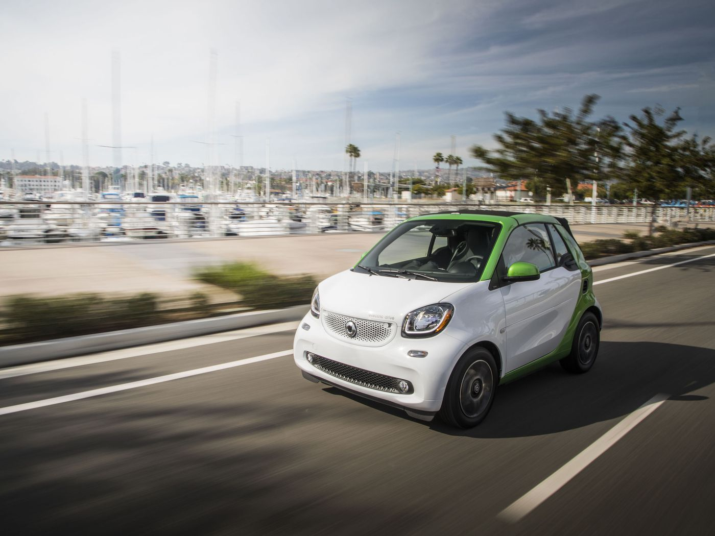 The Smart Car Goes Electric Before It Plans Its Autonomous Future Use For Tesla Switch Page 58 Energetic Forum Verge