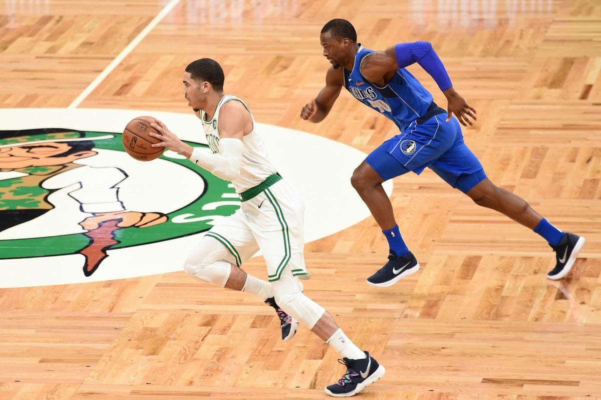 NBA: Dallas Mavericks at Boston Celtics