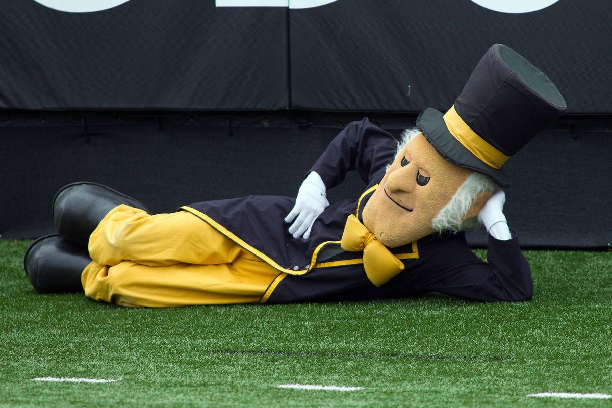 NCAA Football: Duke at Wake Forest