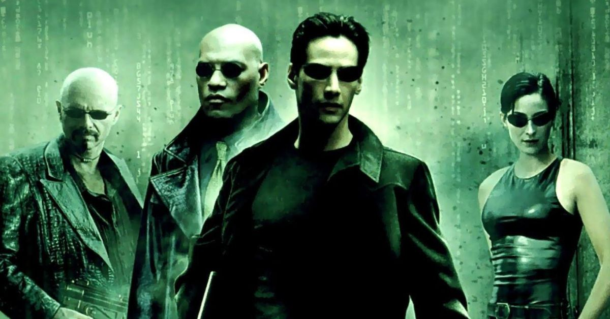 The Matrix is returning to theaters to celebrate its 20th anniversary