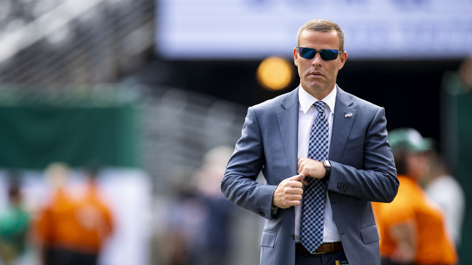 Bills Links, 2/26: Brandon Beane's approach to the offseason, Cody Ford's future