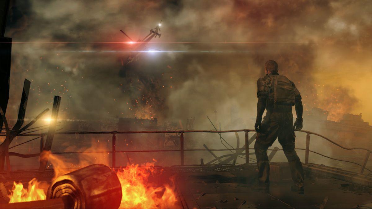 Metal Gear Survive review - Polygon