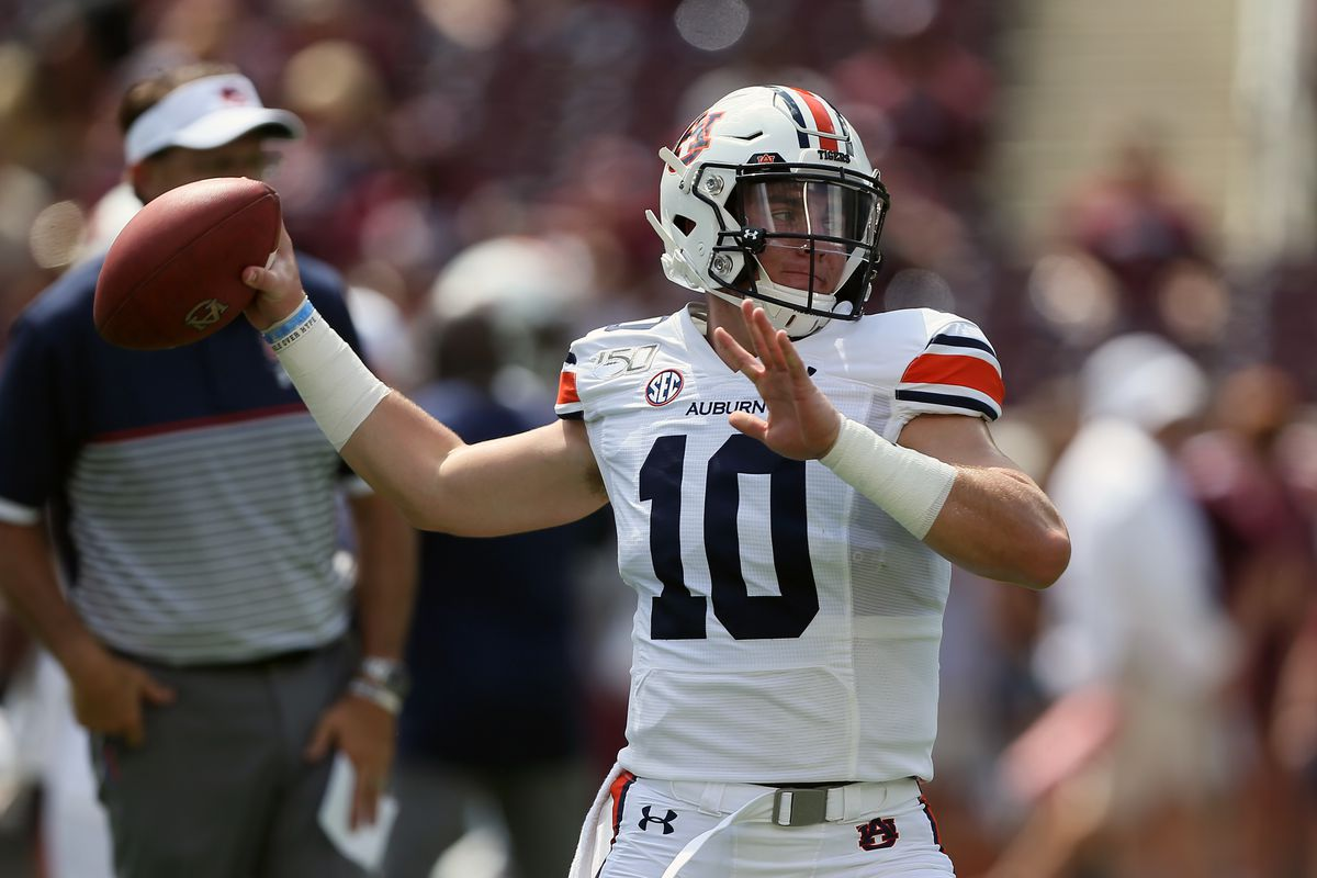 GAME PREVIEW AND OPEN THREAD - #7 Auburn vs Mississippi ...