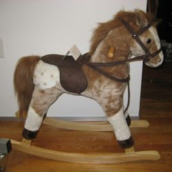 Alexander Taron Rocking Horse