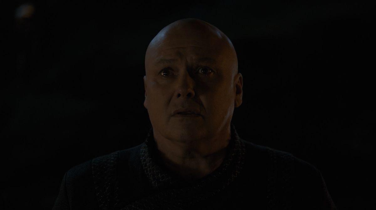 Game of Thrones S08E05 Varys dies