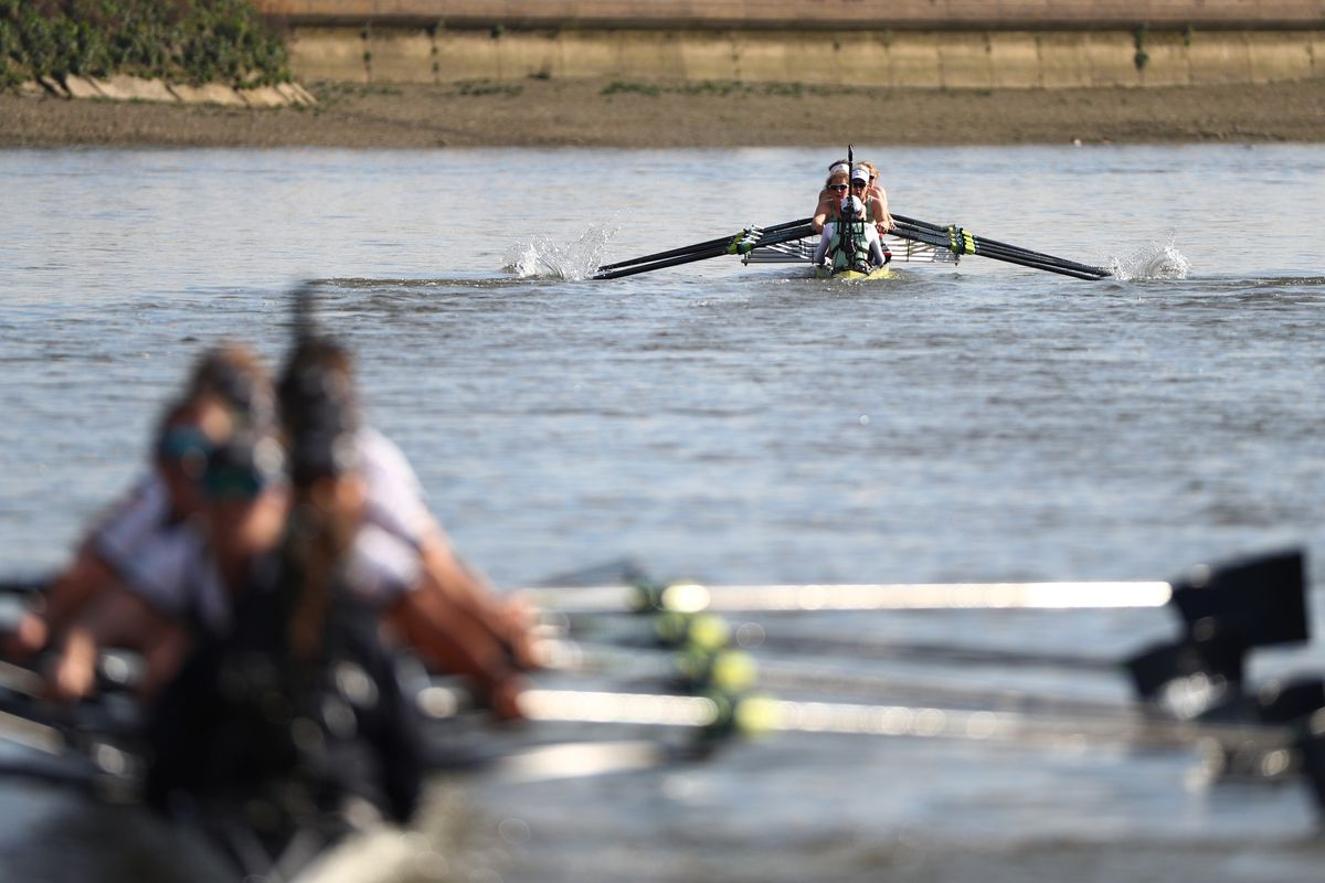 The Cancer Research - Oxford v Cambridge University Boat Races 2017