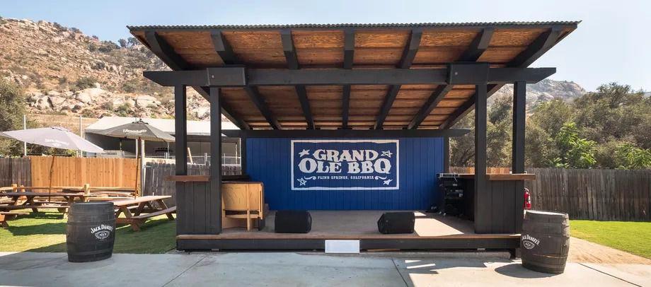 BBQ Restaurant and Entertainment Venue ... - NBC 7 San Diego