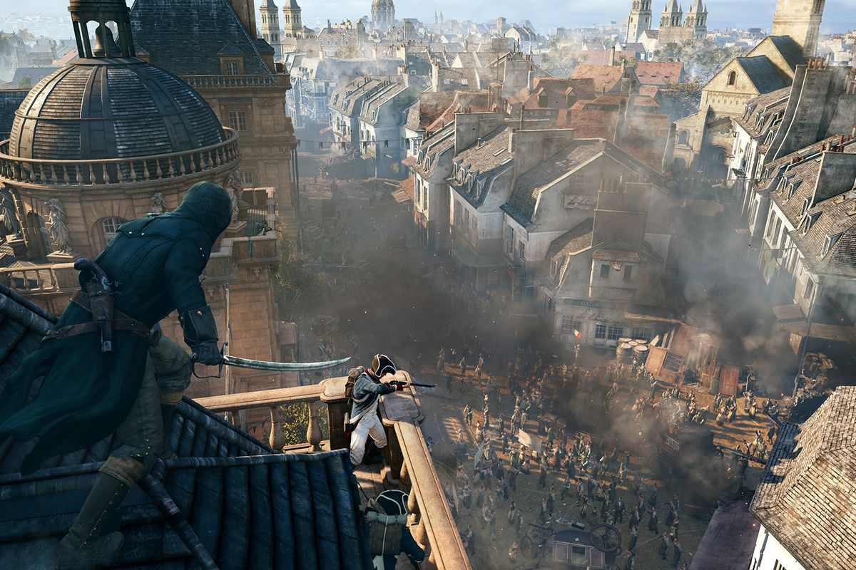 Assassin S Creed Unity Delayed To Nov 11 Polygon