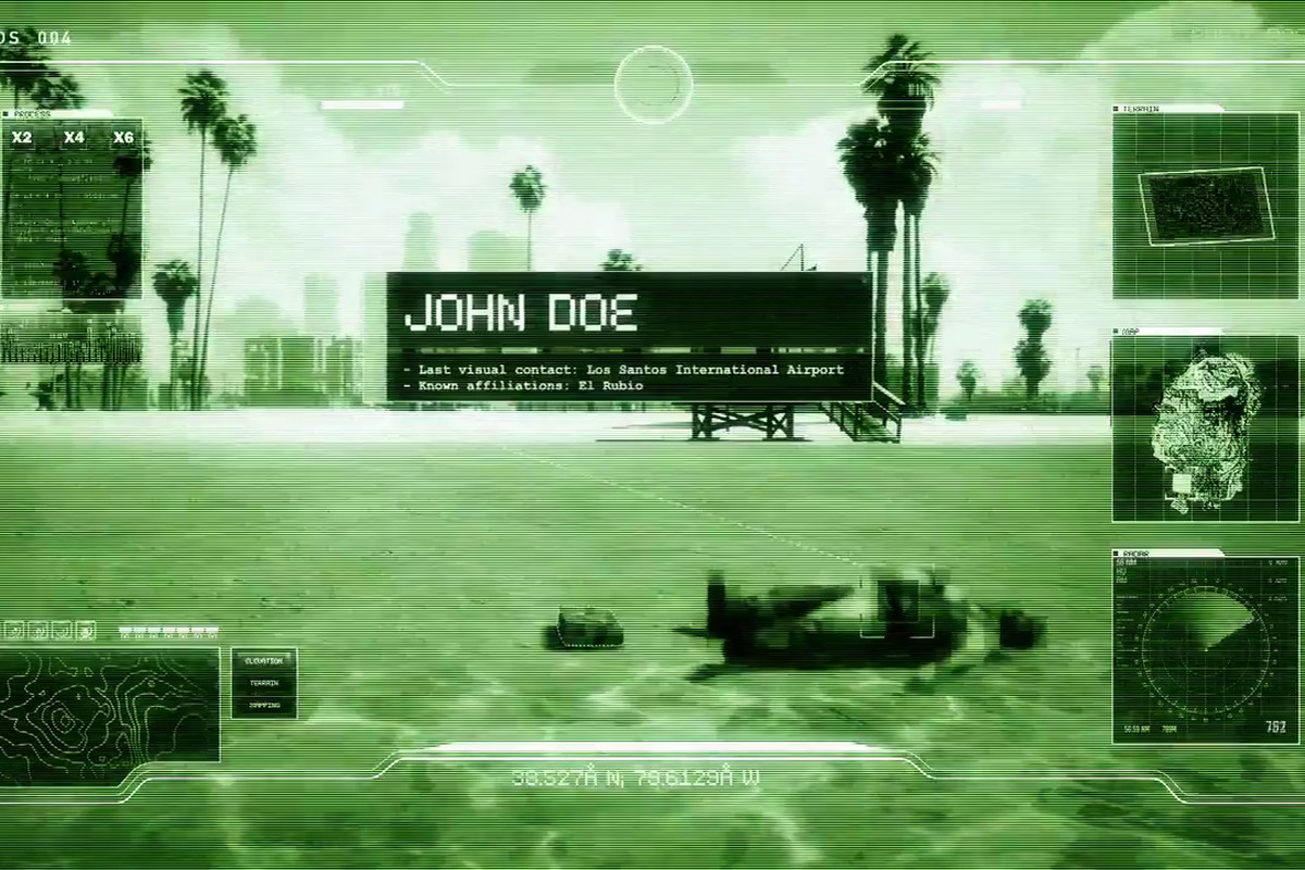 """a """"John Doe"""" tease for new Grand Theft Auto Online content"""