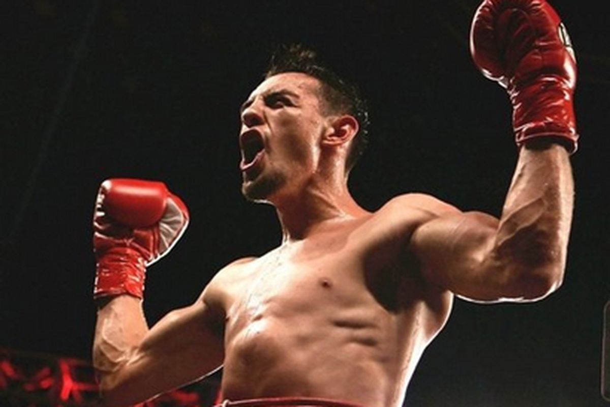 Robert Guerrero climbs the junior lightweight ladder following a strong win on Saturday night in Houston over South Africa's Malcolm Klassen. (AFP Photo)