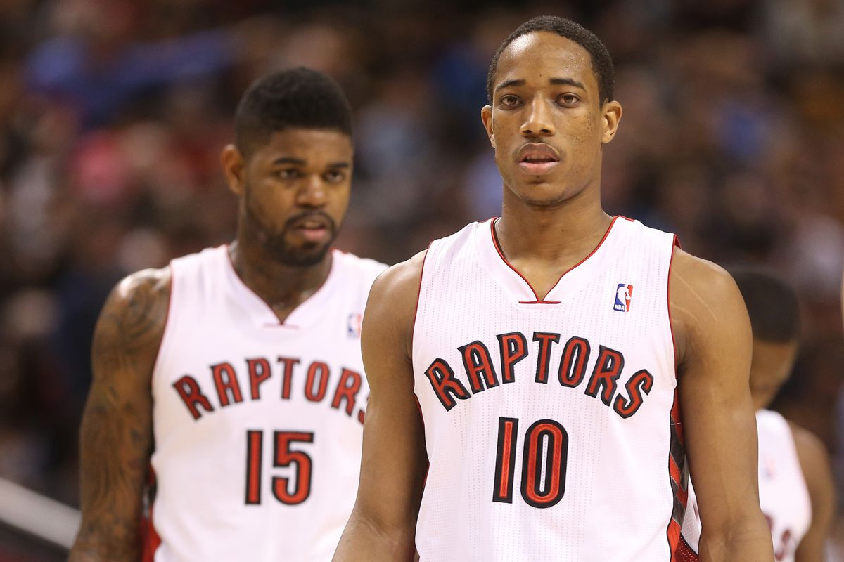 DeRozan and Johnson have some incentives in their deals that complicate the cap picture a little bit.
