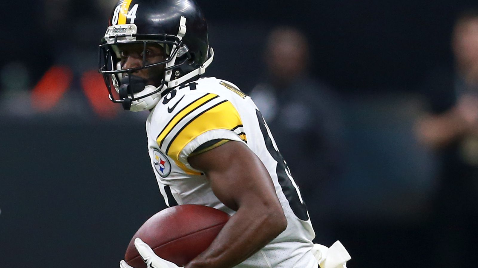 Antonio Brown wants guaranteed money, and to be called Mr. Big Chest