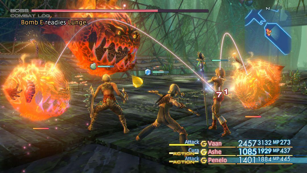 Final Fantasy 12: The Zodiac Age screenshot