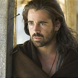 """Collin Farrell in """"The New World,"""" which opens Dec. 23."""