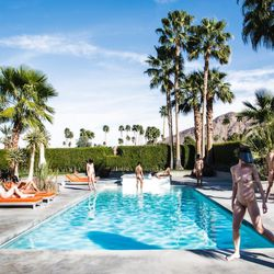 """""""Los Angeles, the city of angels, the city where dreams come true and pseudo realities pave the path. The fabulist always has a story. Never daring to let his guard down. Always displaying her highlights reel, embellishing when needed. Palm Springs is the"""