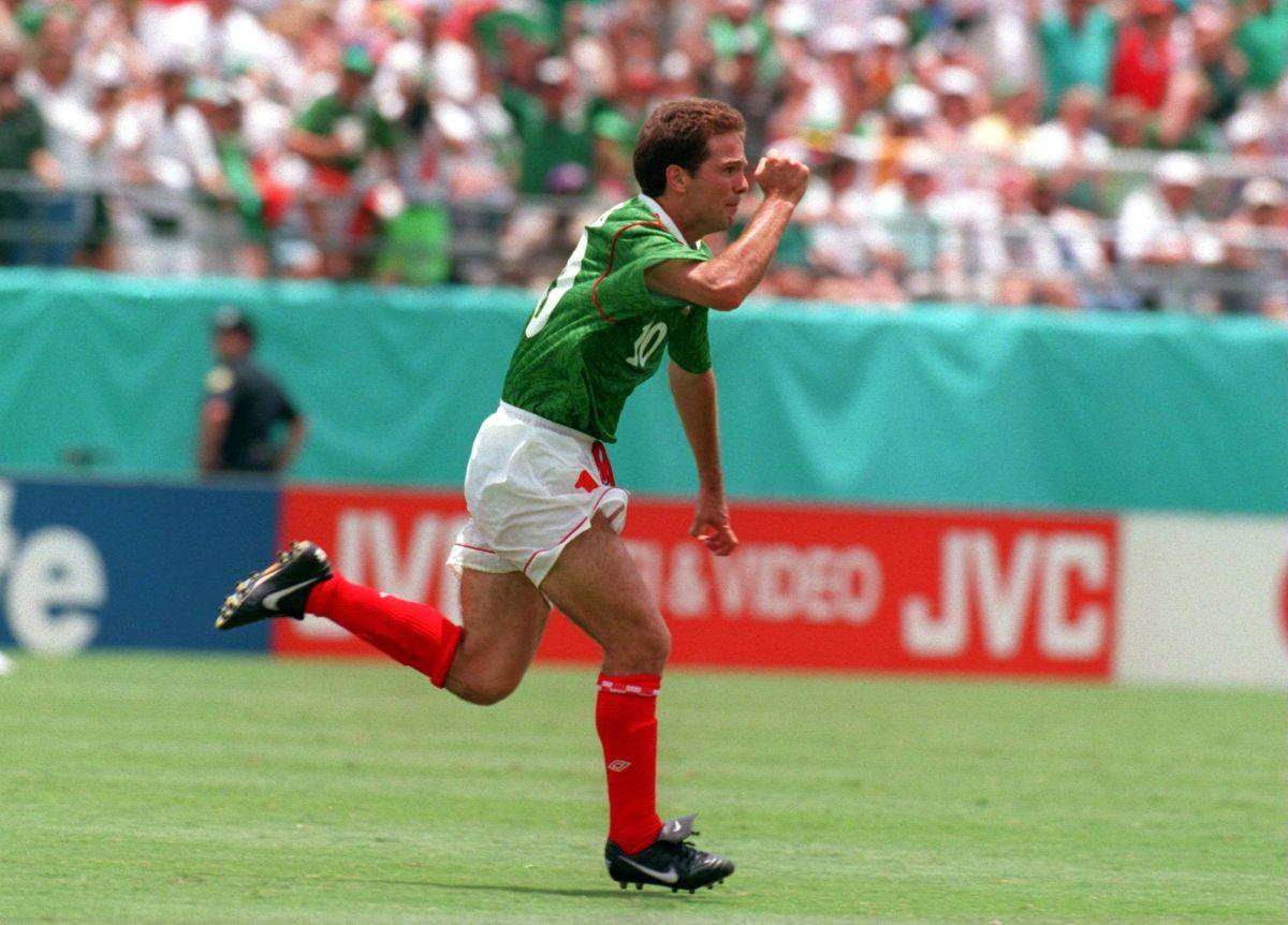 IRELAND V MEXICO
