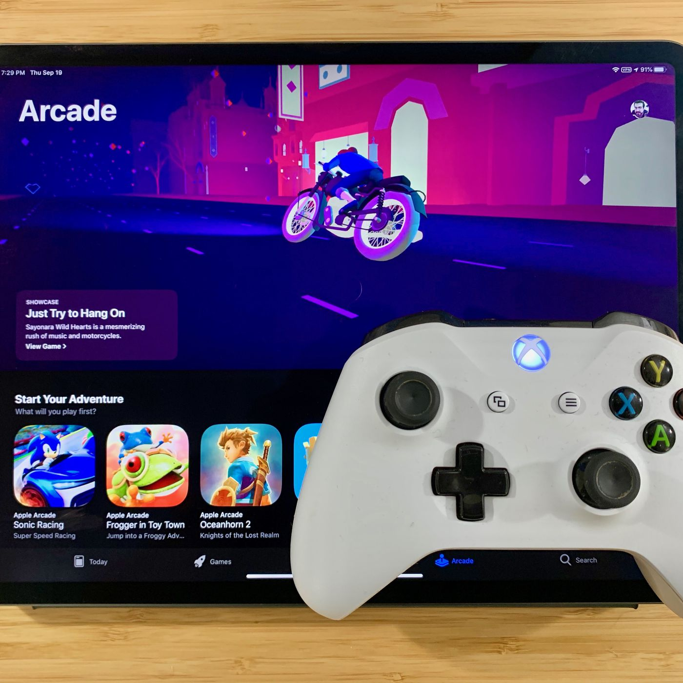 Pair An Xbox Controller With Your Apple Devices Polygon