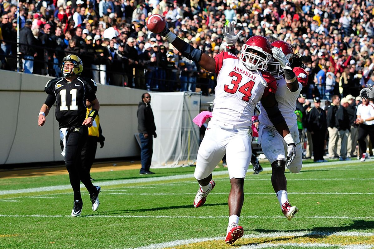 <em>Can Jordan Rogers have a big year for Vanderbilt?</em> (Photo by Grant Halverson/Getty Images)