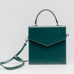 Welcome Companions forest 'Square One' bag, $620