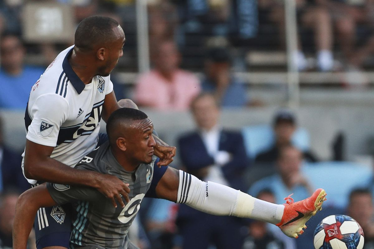 Minnesota United played Vancouver FC to a 0-0 tie.