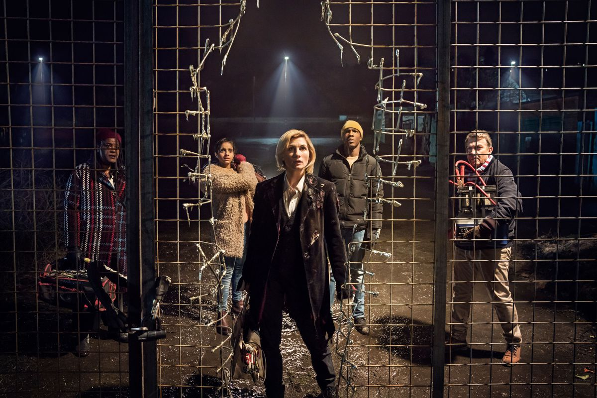 Doctor Who is off to a bold new start to kick off Jodie Whittakers era as the Thirteenth D...