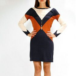 Anderson sweater dress, $96