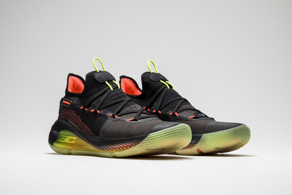 finest selection 10c87 d3881 Under Armour has released the Curry 6. New ...