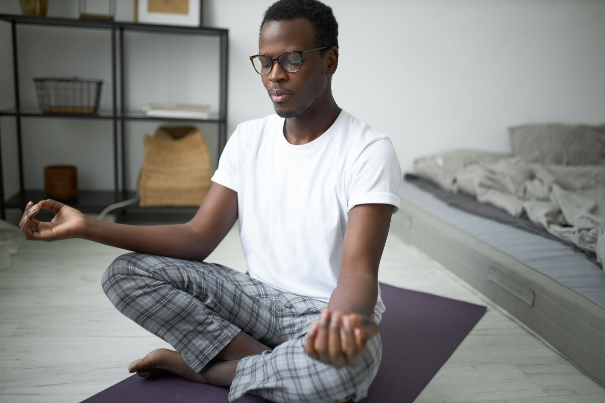 Gaining a sense of renewal outside of finding a professional therapist may involve meditation, physical movement (whether yoga or HIIT), getting involved in meaningful work or projects, or being open to family and friends' expressions of concern, says one expert.