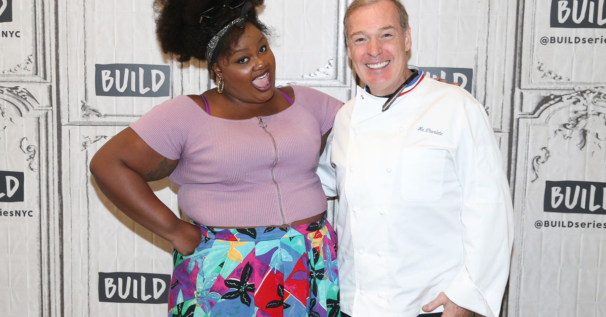 Nicole Byer and Jacques Torres Are the 2018 TV Duo of the Year