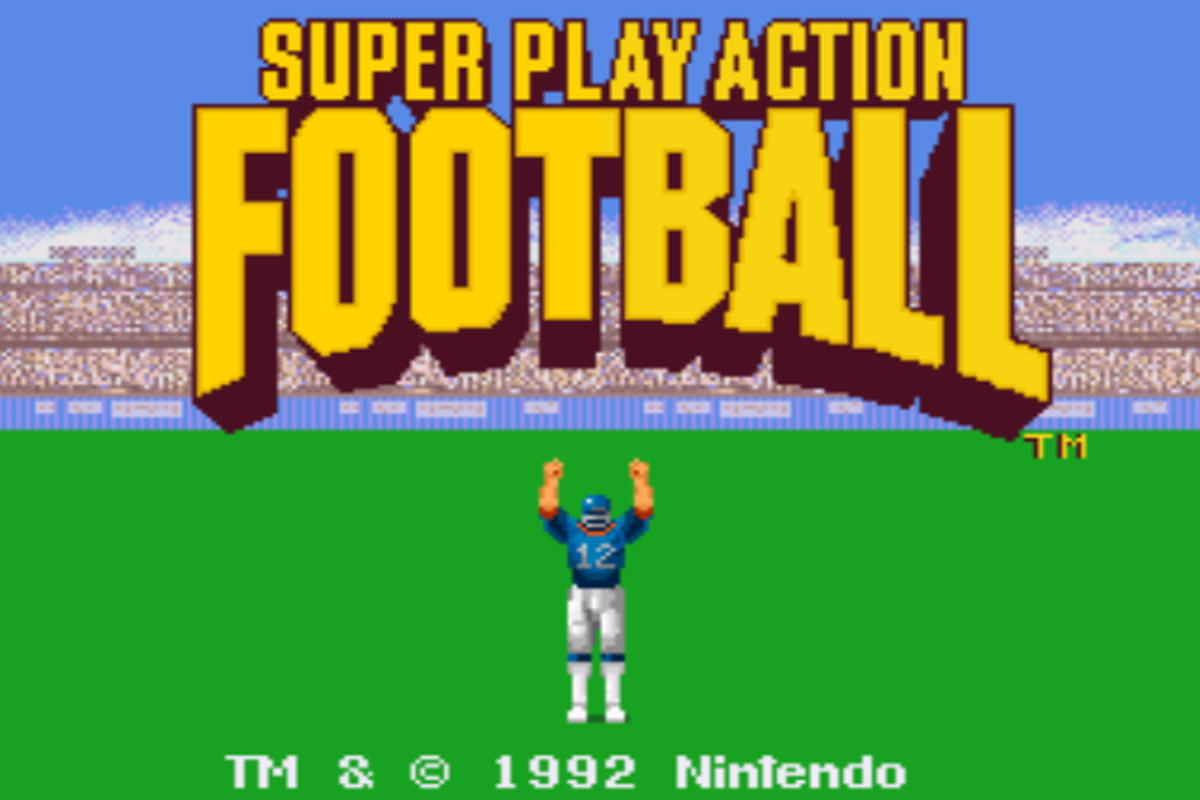 Super Play Action Football A Christmas Retrospective Every Day