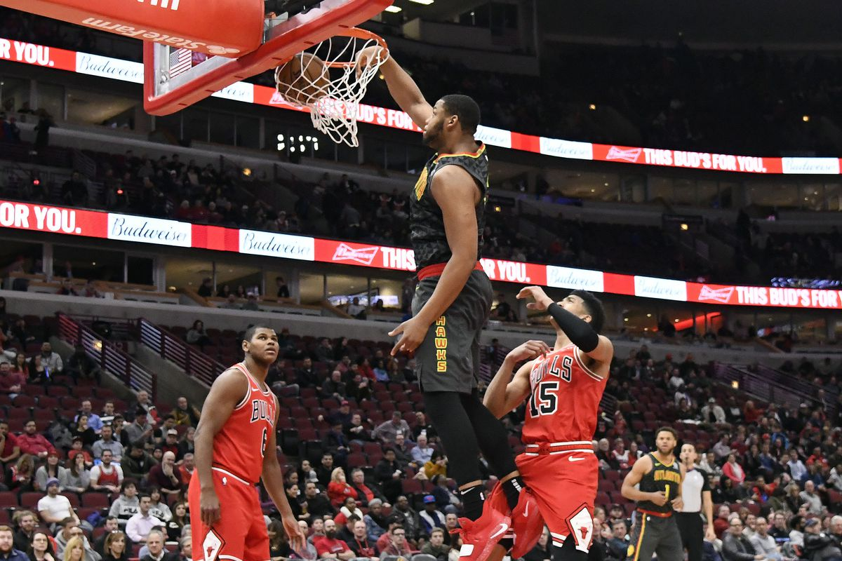 NBA: Atlanta Hawks at Chicago Bulls