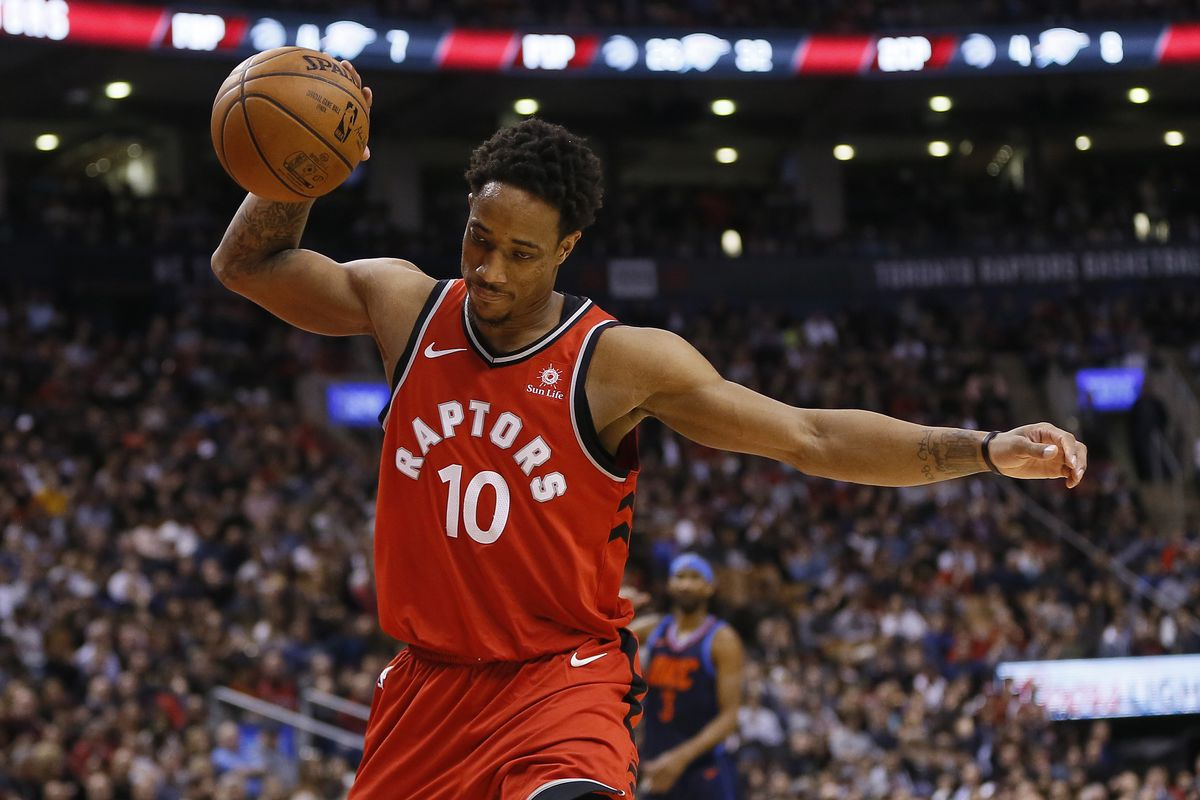994389a51f74 How Toronto Raptors fans should remember DeMar DeRozan - Raptors HQ