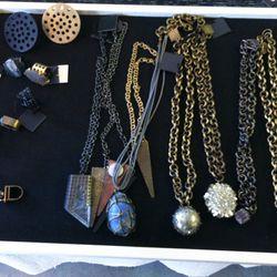 More necklaces, $125
