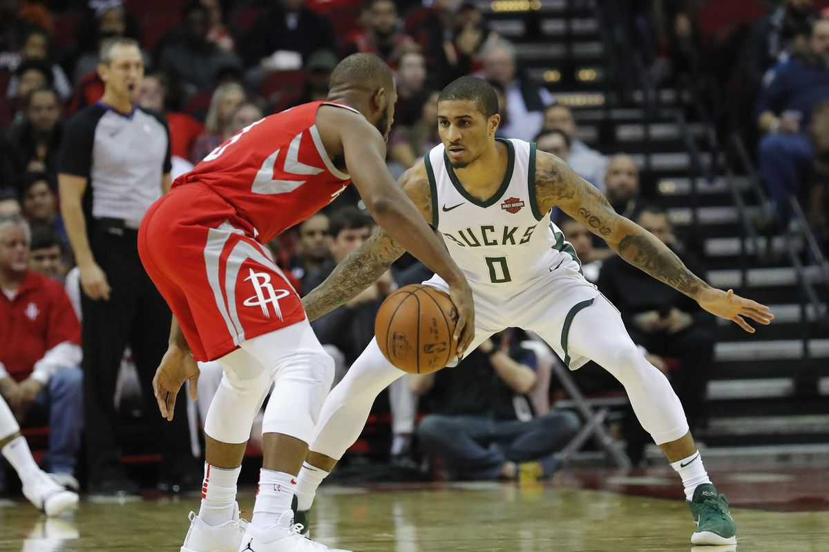 Lakers Rumors  Lakers signing Gary Payton II to 2-way contract ... 1dc3d031b