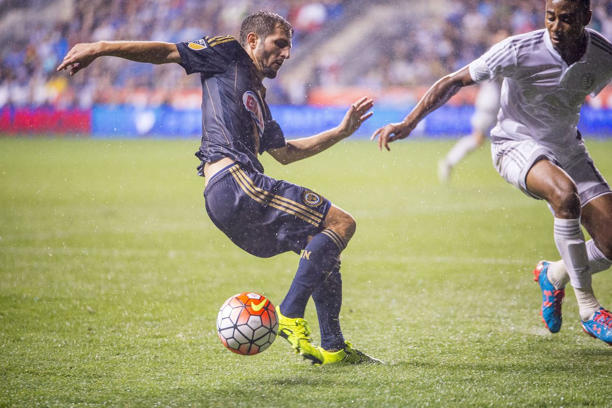 SOCCER: SEP 30 US Open Cup - Final - Sporting Kansas City at Union