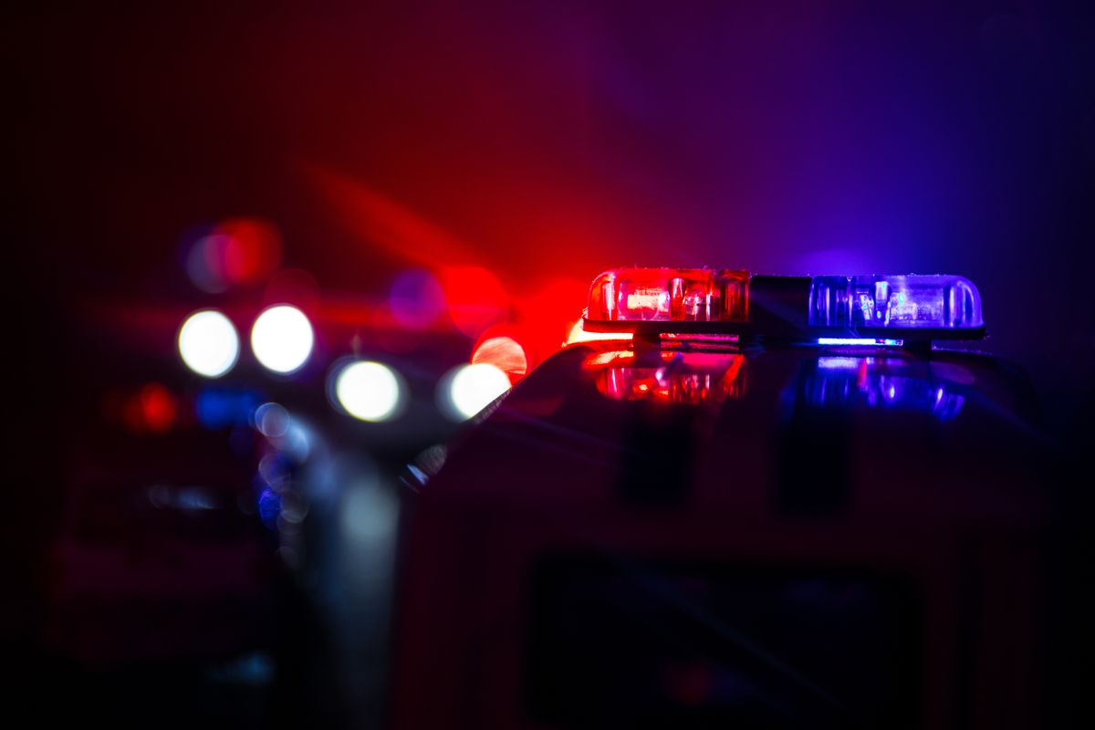 A boy was arrested Jan. 24, 2021 in Chatham after allegedly stealing a car.