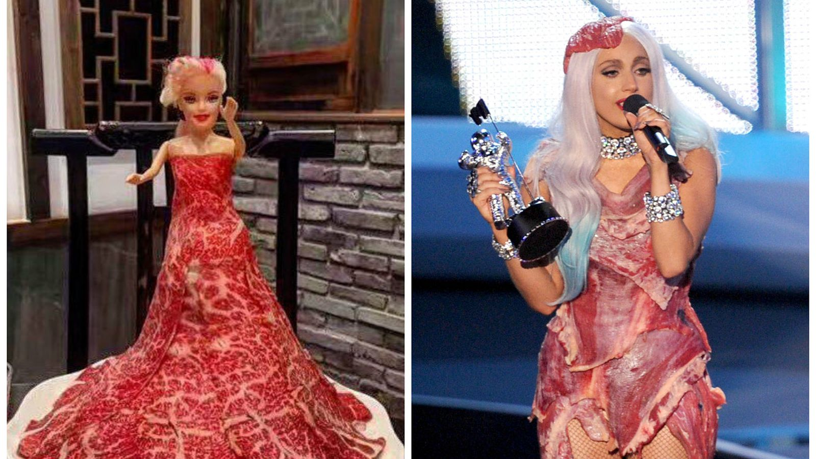 Now You Can Have Lady Gaga's Meat Dress and Eat It Too - Eater