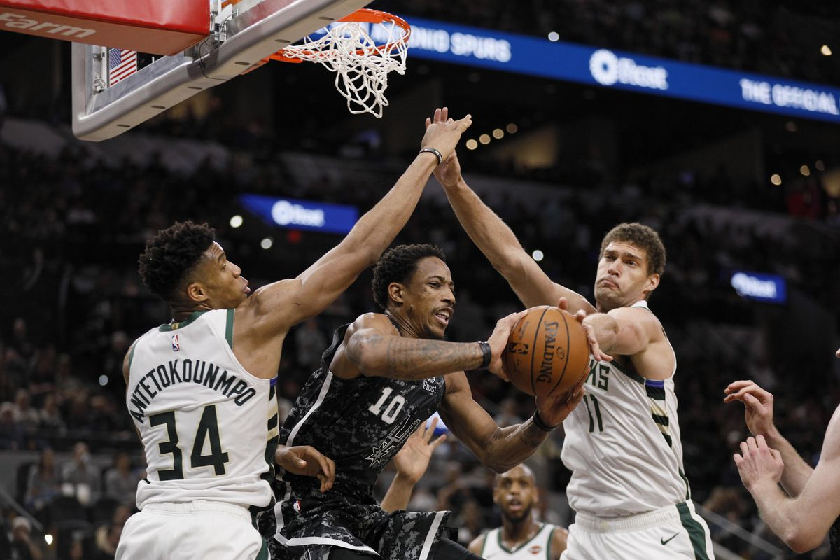It S Time For Spurs At Bucks January 4 2020 7 30 Pm Ct