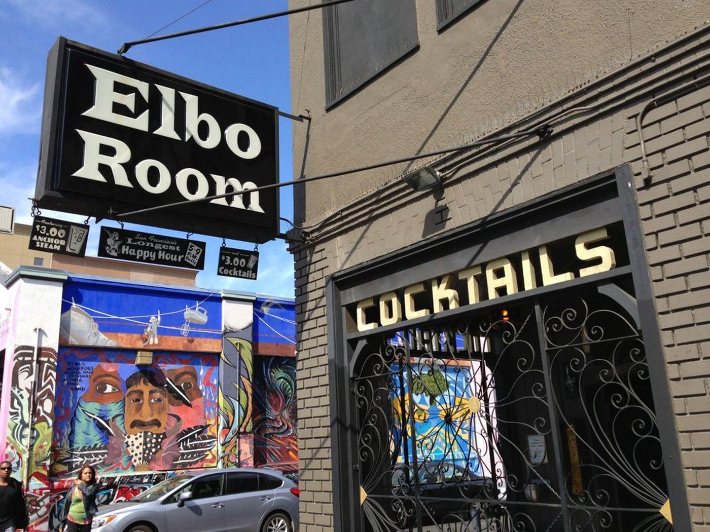 Elbo Room Safe Until 2018 - Eater SF