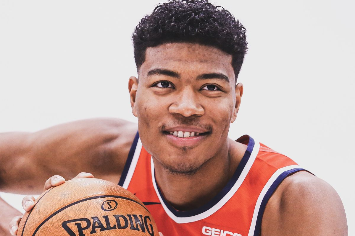 What Can The Wizards Expect From Rui Hachimura Bullets Forever