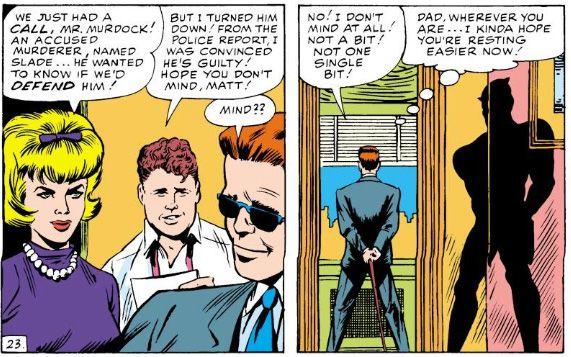 Daredevil conflict of interest