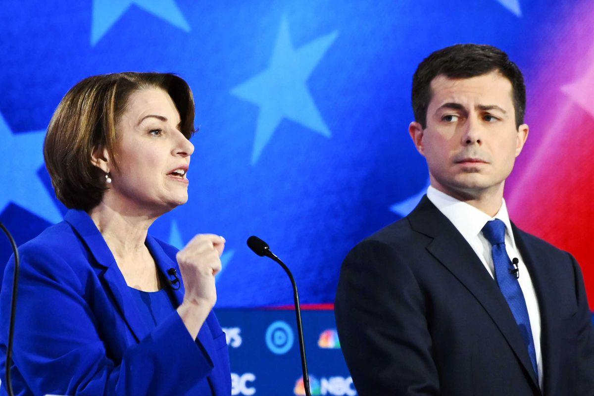Democratic Debate Klobuchar Says Women Are Held To A Higher Standard In The 2020 Race Vox