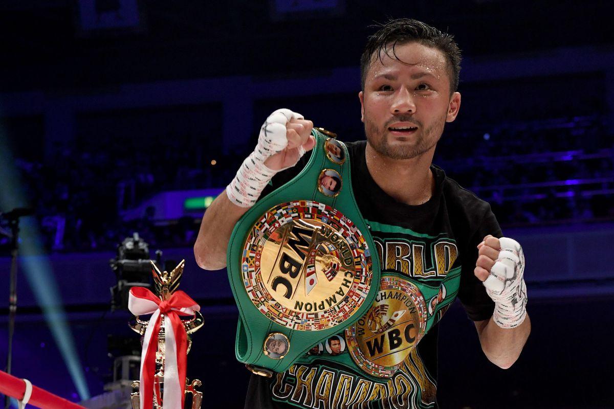 BOXING-JPN-WBC