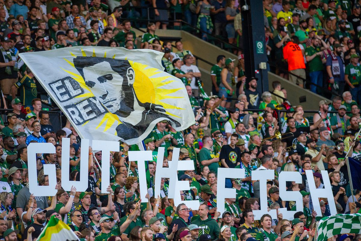 SOCCER: AUG 23 MLS - Seattle Sounders FC at Portland Timbers