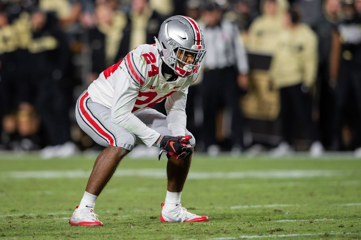 COLLEGE FOOTBALL: OCT 20 Ohio State at Purdue