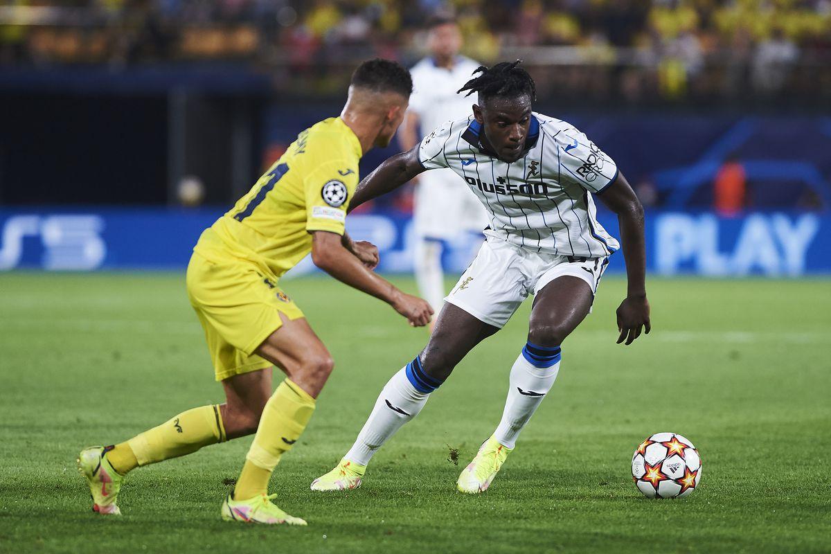 Villarreal CF v Atalanta - Group F - UEFA Champions League
