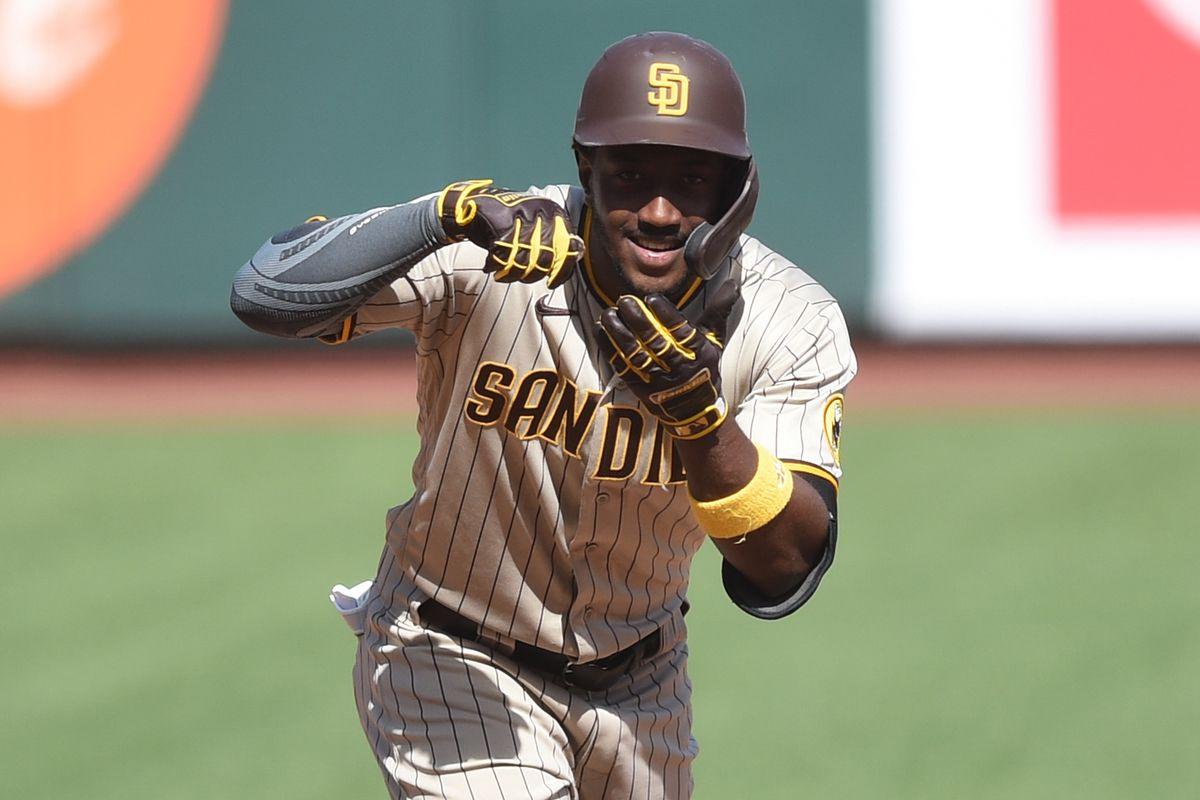 MLB: SEP 27 Padres at Giants