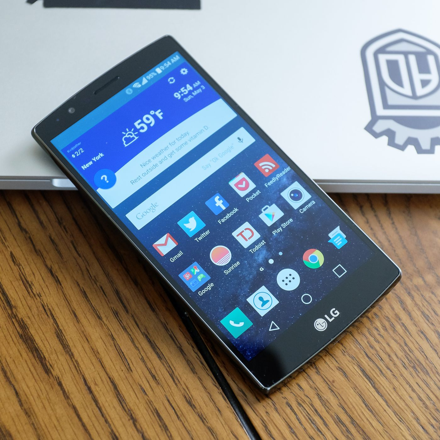 LG G4 review | The Verge