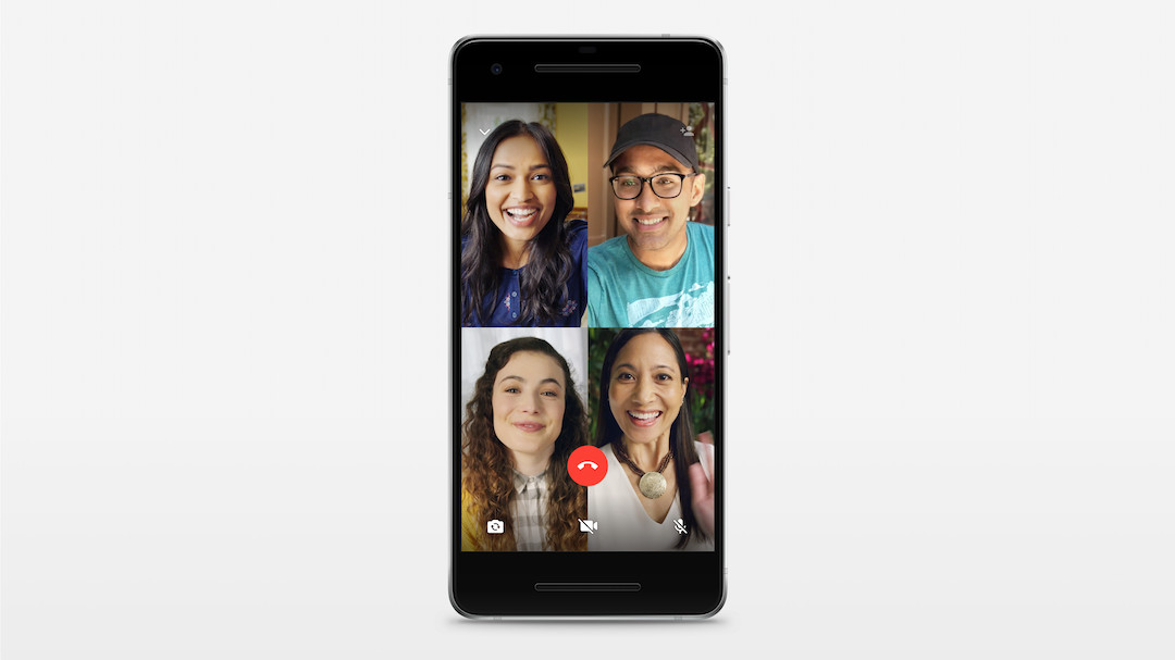 WhatsApp's new group video calling feature is now live - The