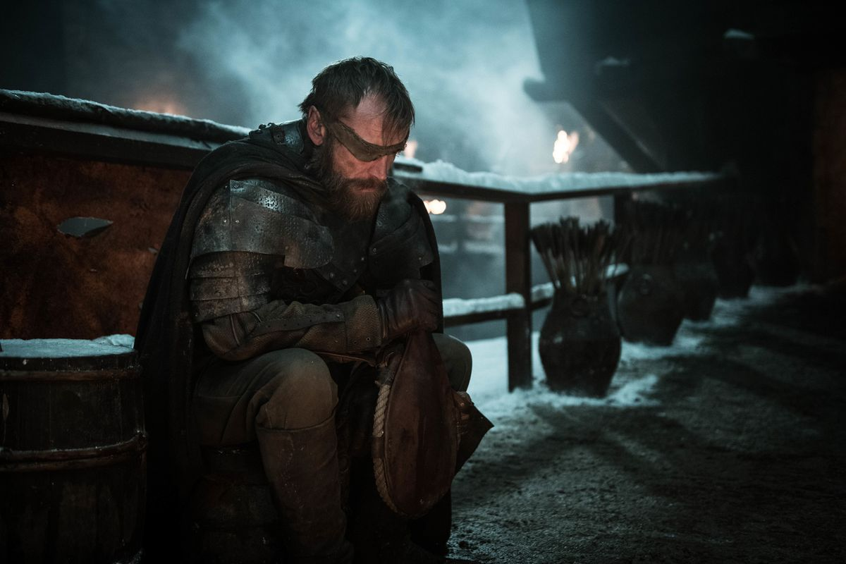 Beric Dondarrion in Game of Thrones season 8